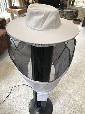Round Replacement Veils