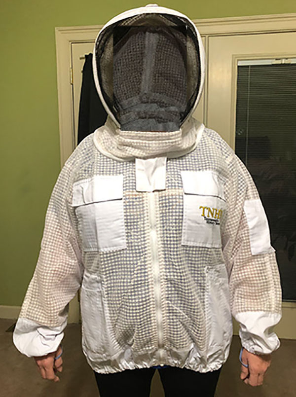 3 Layer Ventilated Beekeepers Jacket