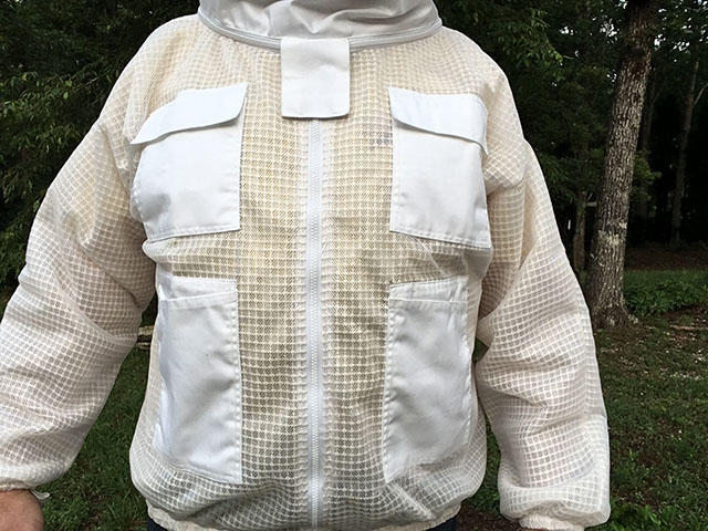 Ventilated Jacket - 3 Layer Mesh