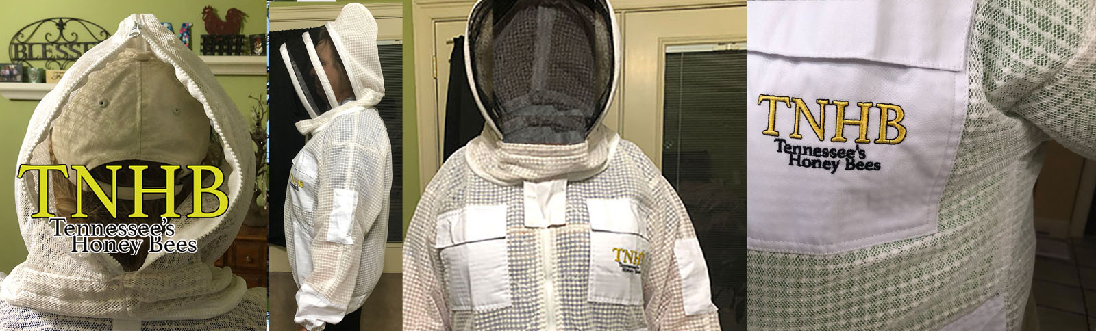 3 Layer Ventilated Beekeeping Jackets